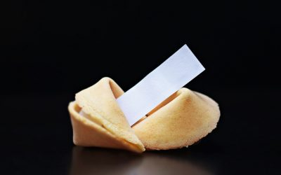 Fortune Cookies & the Bible